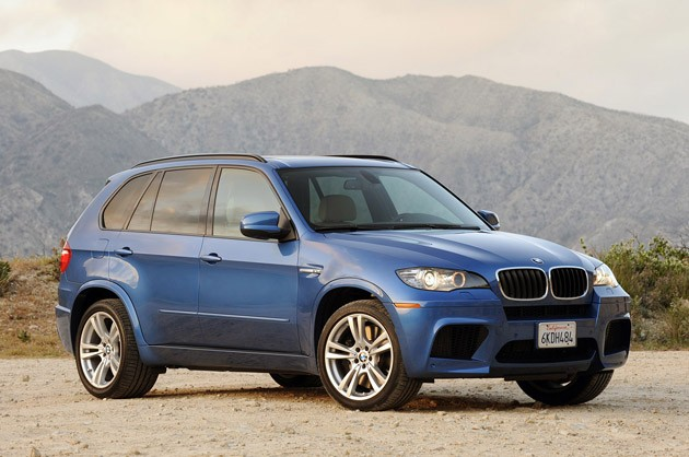 BMW X5 M